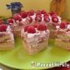 Málnás sütemény