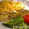 Brokkolis sonkás csirkemell