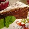 Csokis mogyorókrémes piskóta