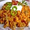 Húsos rizses káposzta
