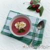 Cseresznyekrémleves