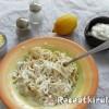 Citromos mascarponés spagetti