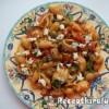 Fokhagymás paradicsomos sajtos chilis tészta
