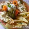 Brokkolis sajtos szeletek