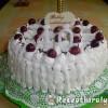 Fekete-erdő torta II