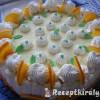 Oroszkrém torta Marcsitól