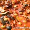 Zöldségpörkölt marokkói módra