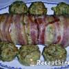 Baconös húsalagút