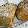 Répás burgonyás kenyér zabpehellyel