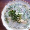 Medvehagyma főzelék zöldségesen