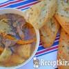 Sütőben főtt sörös bárányragu leves