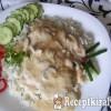 Bakonyi gombás szelet