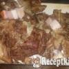 Sült bárány borda