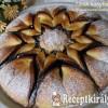 Kakaós kalácsvirág