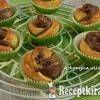 Muffin rózsa