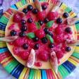 Gyümölcsös sajttorta Marcsi konyhájából