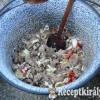 Mustáros borjú tokány