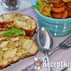 Csirkemell őzgerincben és fűszeres tepsis zöldség - paleo