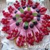 Citromos málnahabos torta