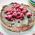 Cukor glutén és laktózmentes nyers torta