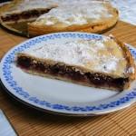 Cseresznyés pite 1