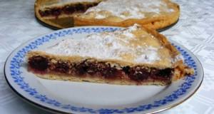 Cseresznyés pite