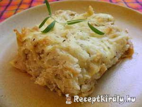 Cukkinis Lasagne 2
