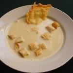Fokhagymakrém leves 2
