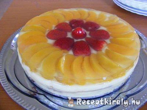 Gyümölcstorta 3