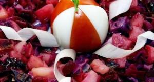 Káposztás vitaminsaláta