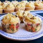 Marcipános muffin 1