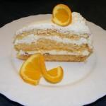 Narancs torta 2