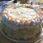 Oroszkrém torta 4