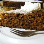 Sárgarépa torta 2