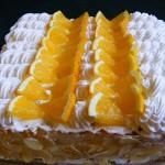 Tejszínes narancstorta 3