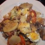 Ínyenc rakott krumpli