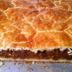 Almás pite II