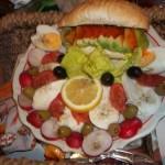 Avocados mozzarellás saláta 2