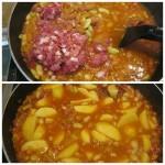Babfőzelék krumplival 2
