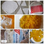 Barackos rizses tejszínhabos torta 1