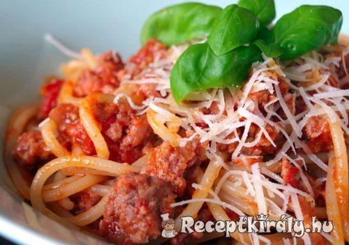 Bolognai spagetti 1