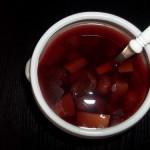 Brandys gyümölcsleves hidegen 1