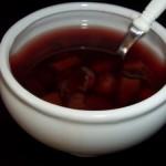 Brandys gyümölcsleves hidegen