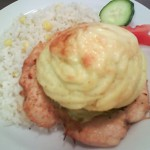 Brokkolis csirkemell csőben sütve 2