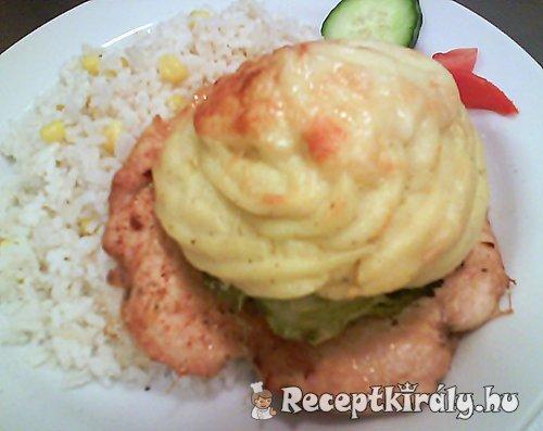 Brokkolis csirkemell csőben sütve 3