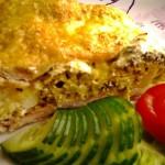 Brokkolis sonkás csirkemell 1