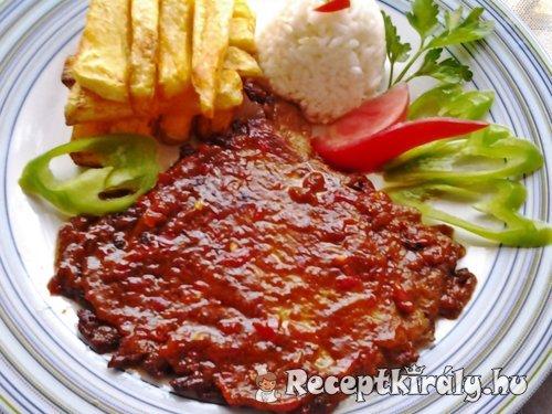 Chilis sertéstarja