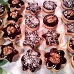 Csokis linzerek 1