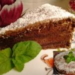 Csokis mogyorókrémes piskóta 3