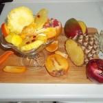 Exotikus gyümölcssaláta vodkával 3